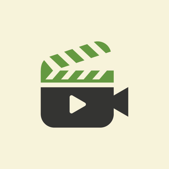 Movie Camera Logo