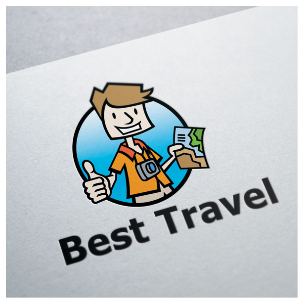 tourist-tour-travel-vacation-map-best-logo-template-one