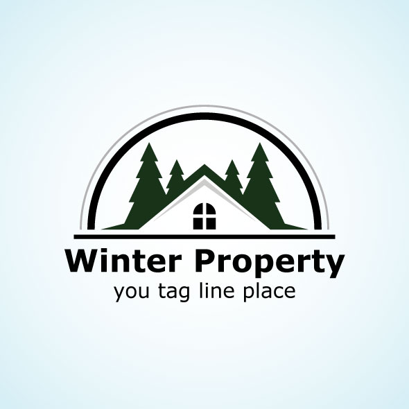 winter-property-pine-tree-logo-template-bevouliin
