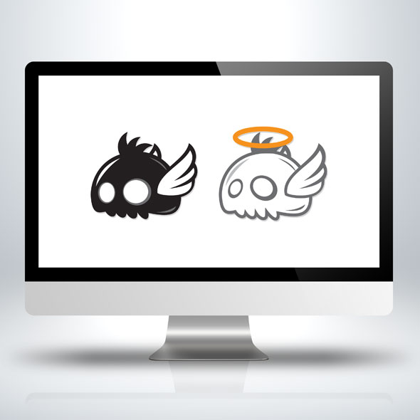 flying-dark-skull-enemy-sprite-sheet-game-asset-sidescroller-animation