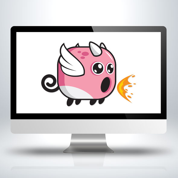 pink-dragon-flying-flappy-monster-beast-game-character-sprite-sheet-sidescroller-game-asset-flying-flappy-animation