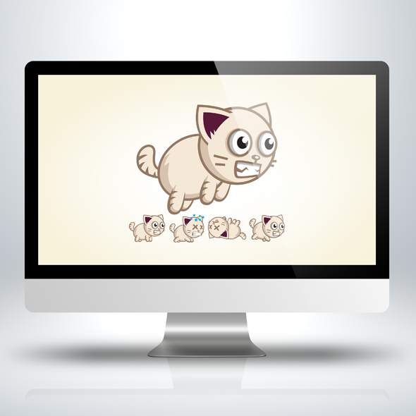 angry-cat-tiger-game-character-sprite-sheet-sidescroller-game-asset-flying-flappy-animation-gui