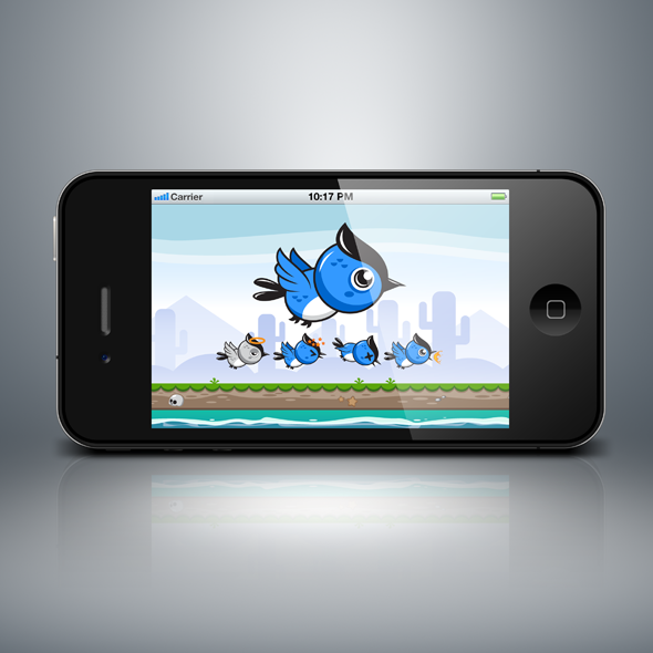 blue-bird-game-character-sprite-sheet-sidescroller-game-asset-flying-flappy-animation-gui-dribble