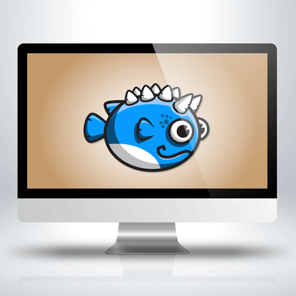 blue-horn-fish-game-character-sprite-sheet-sidescroller-game-asset-flying-flappy-animation-gui-mobile-games-gameandroid