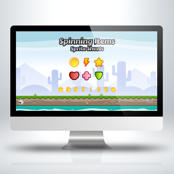 spinning-item-coin-star-gameart-sprite-sheet-sidescroller-game-asset-flying-flappy-animation-gui-mobile-games