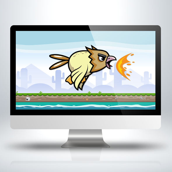 eagle-duck-game-character-sprite-sheet-sidescroller-game-asset-flying-flappy-animation-gui-mobile-games-gameart-game-art