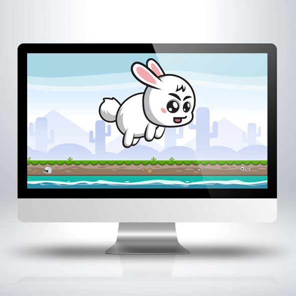 running_and_jumping_bunny_rabbit_cute_game_character