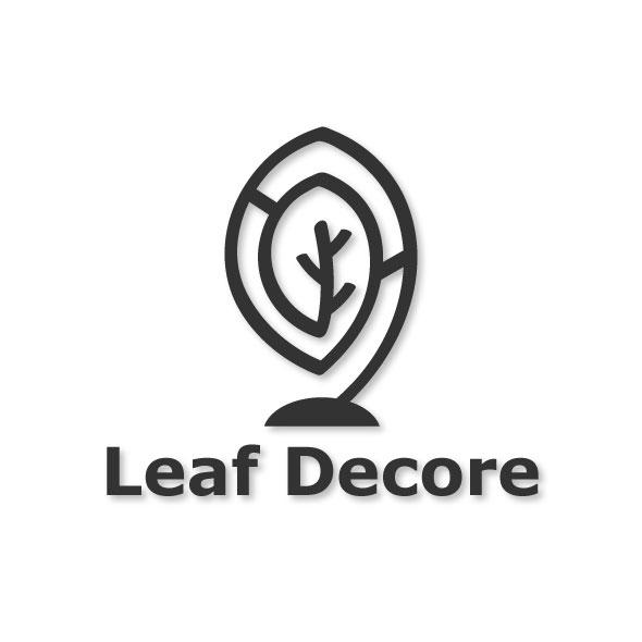 leaf decore