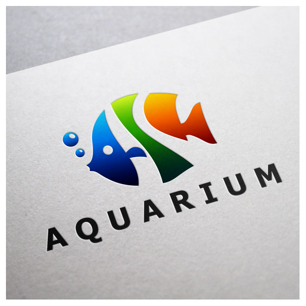 aquarium-logo-template-in-vector-paper