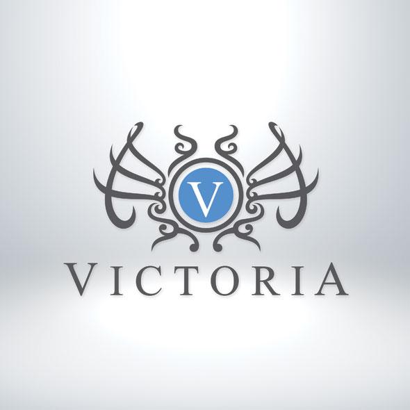 letter-alphabet-V-victoria-crest-floral-logo-template-4ajpg