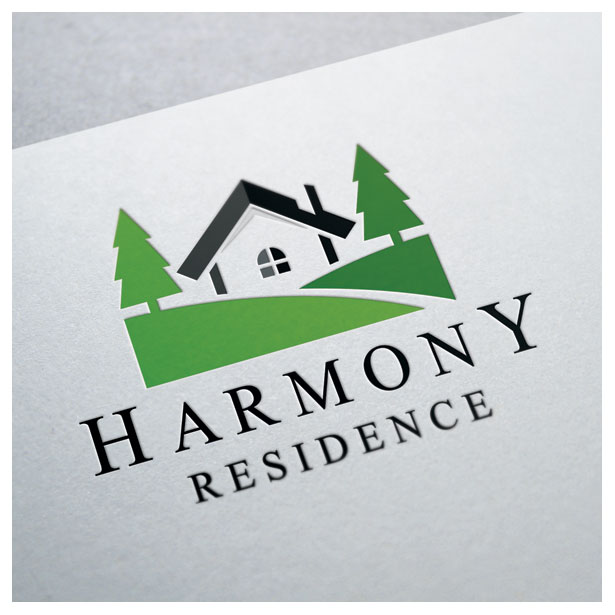 property-home-house-residence-logo-template-4