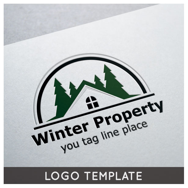 winter-property-pine-tree-logo-template-4