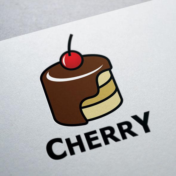 cherry-cake-chocolate-logo-template-bevouliin
