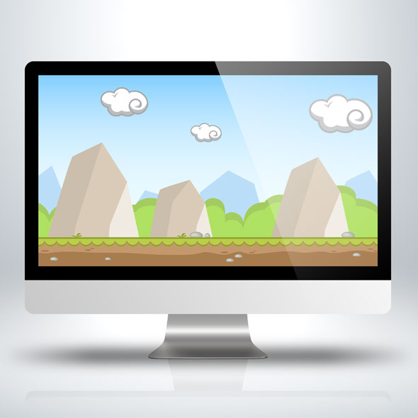 natural-grass-rock--mountain-game-background-game-asset-sidescroller