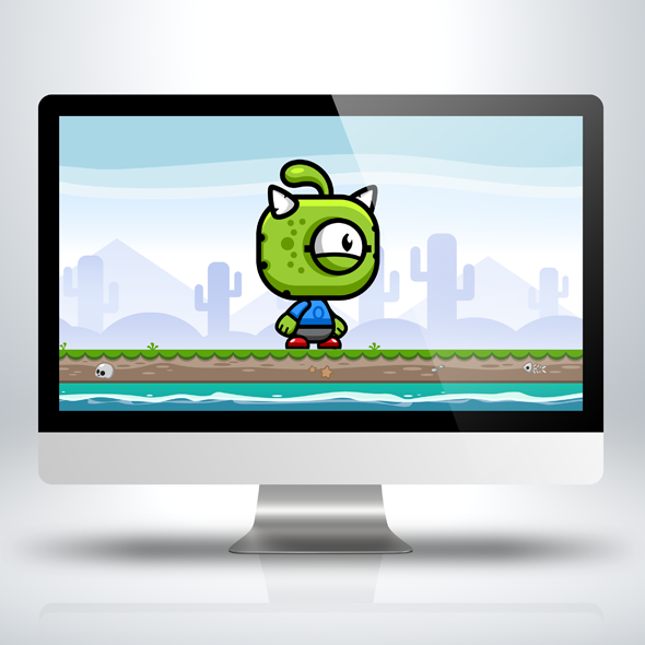running-and-jumping-alien-monster-creature-spaceship-game-character-sprite-sheet-sidescroller-limbo-stickman-game-asset-mobile-games-gameart-game-art