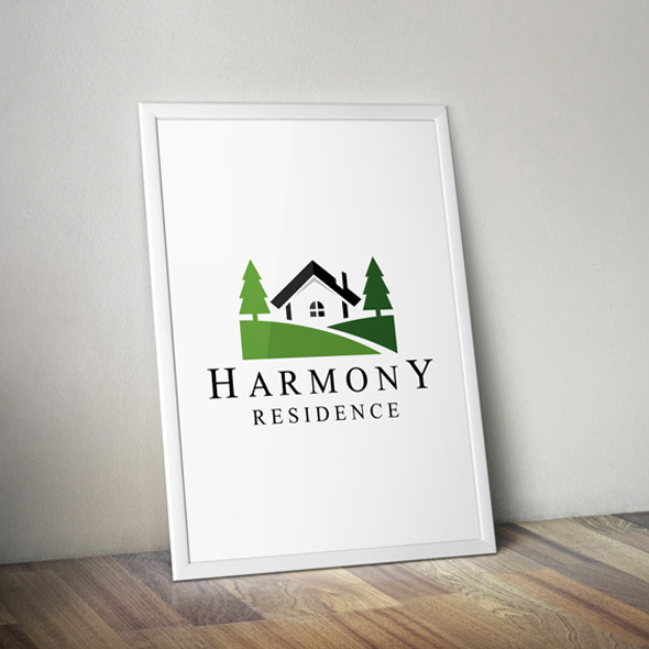 best_property_house_home_residence_urban_logo_template