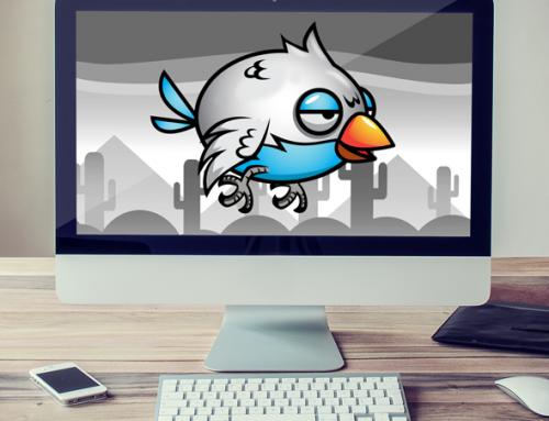 Flappy Bird – Sleepy Buddy Sprites